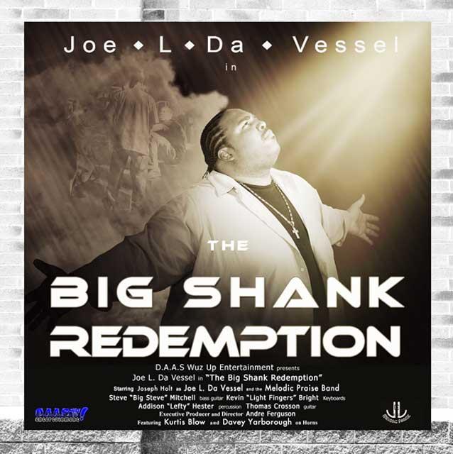 CD Art for Big Shank Redemption