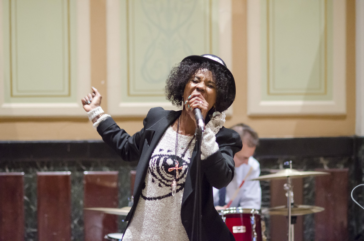 Syndicate 51 Performing at the National Portrait Gallery
