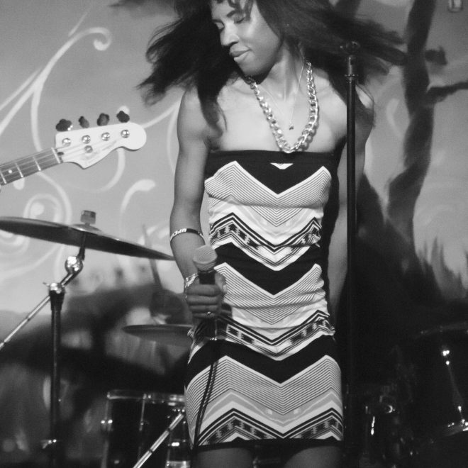 Syncidate 51 took the stage on April 30, 2017 at Electric Maid in Takoma Park, Maryland.