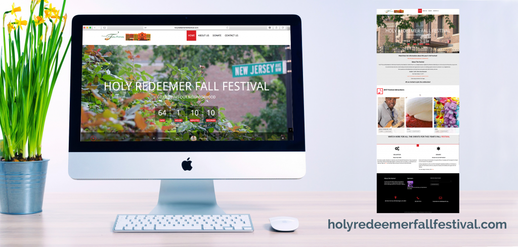 Holy Redeemer Fall Festival Website