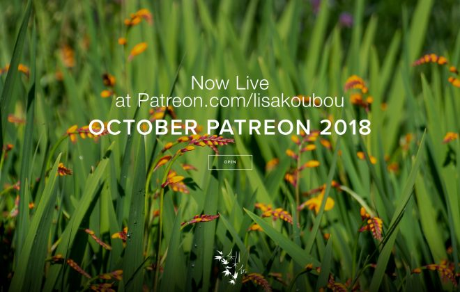 October Patreon Cover